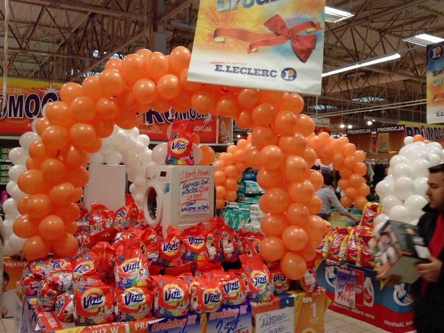 Balony Wrocław - zdjecie realizacje-z-uzyciem-balonow-13