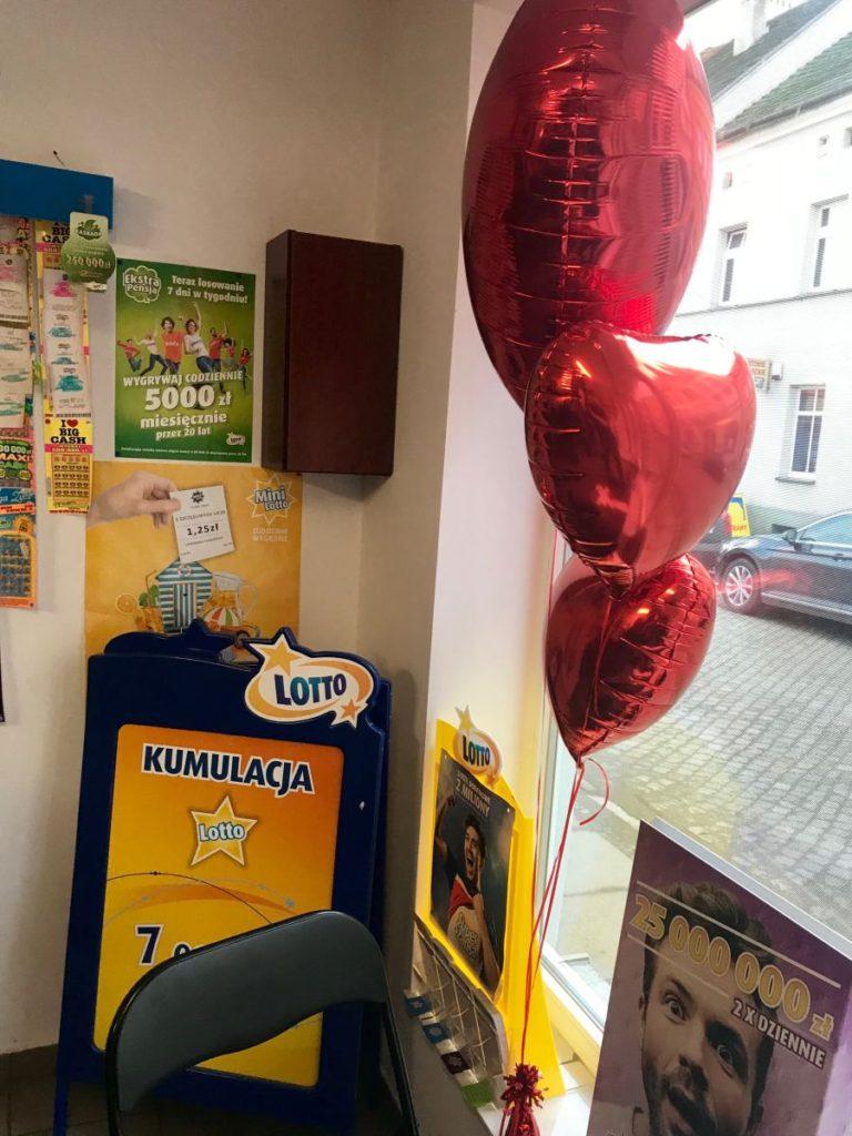 Balony Wrocław - zdjecie realizacje-z-uzyciem-balonow-142