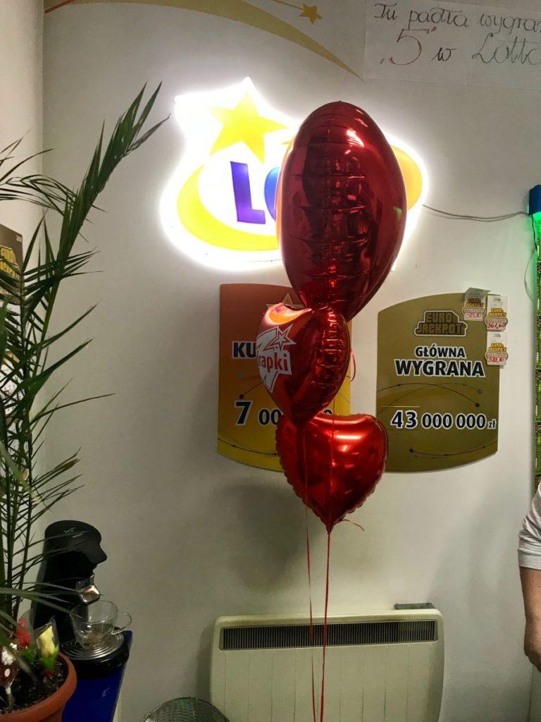 Balony Wrocław - zdjecie realizacje-z-uzyciem-balonow-148