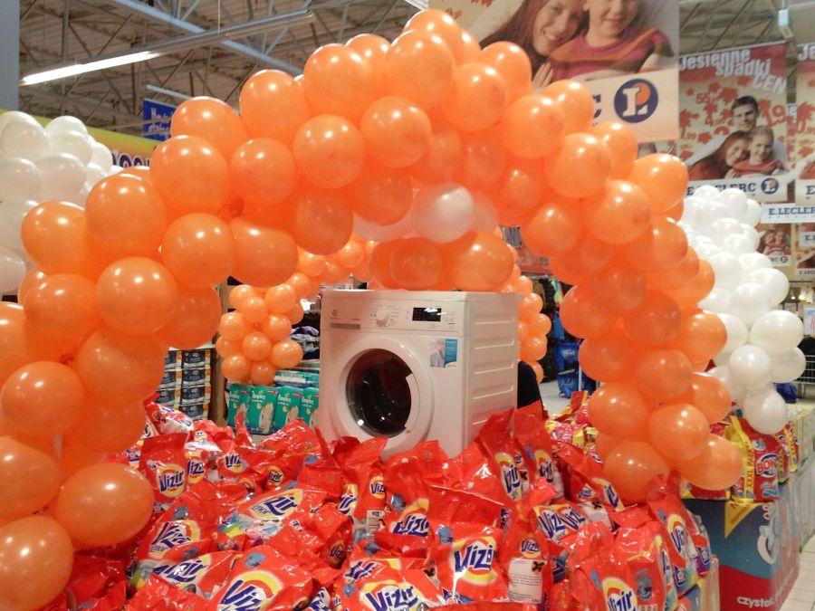 Balony Wrocław - zdjecie realizacje-z-uzyciem-balonow-15