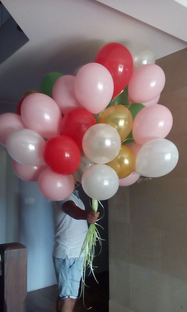 Balony Wrocław - zdjecie realizacje-z-uzyciem-balonow-150