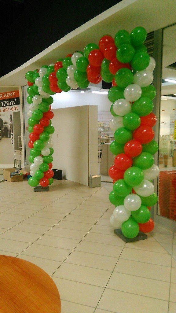 Balony Wrocław - zdjecie realizacje-z-uzyciem-balonow-161