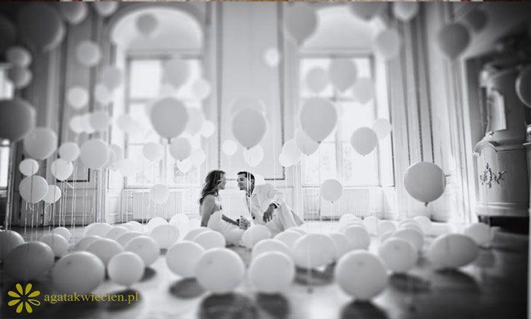 Balony Wrocław - zdjecie realizacje-z-uzyciem-balonow-169