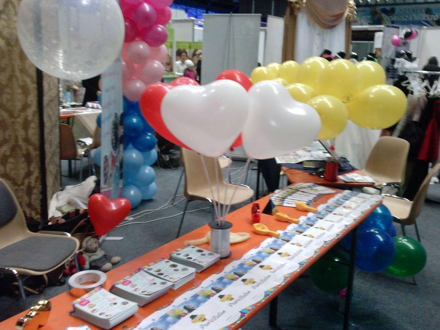 Balony Wrocław - zdjecie realizacje-z-uzyciem-balonow-174