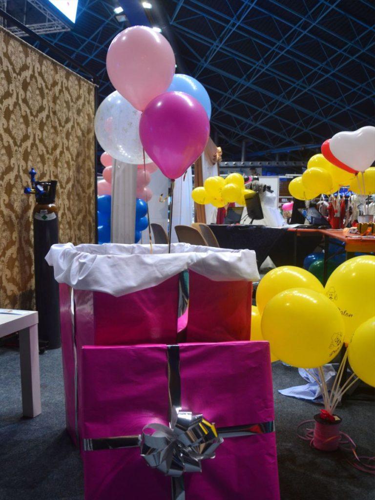 Balony Wrocław - zdjecie realizacje-z-uzyciem-balonow-177