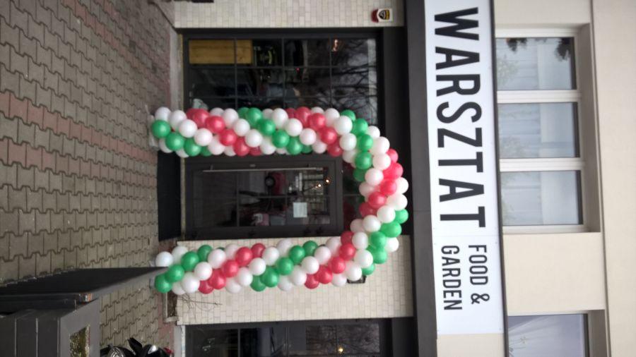 Balony Wrocław - zdjecie realizacje-z-uzyciem-balonow-186
