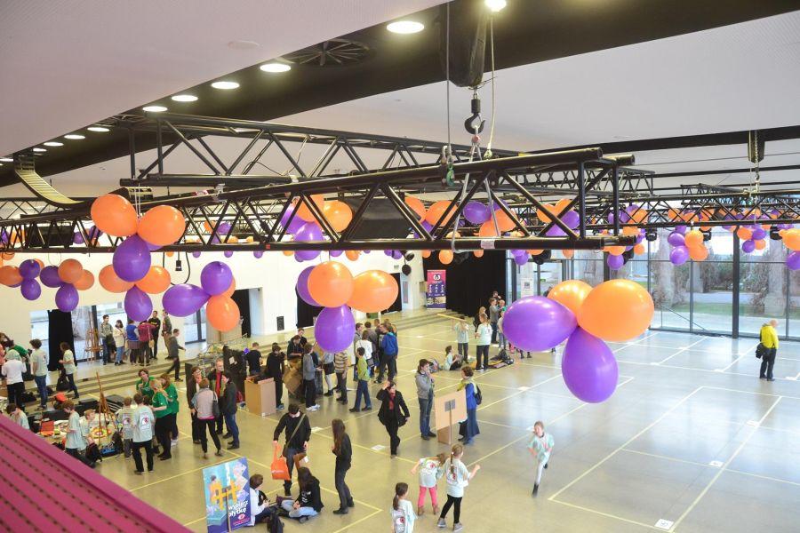 Balony Wrocław - zdjecie realizacje-z-uzyciem-balonow-20