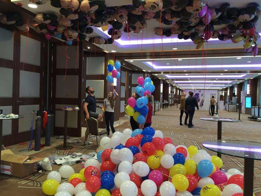 Balony Wrocław - zdjecie realizacje-z-uzyciem-balonow-40