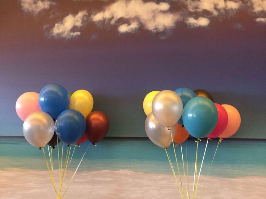 Balony Wrocław - zdjecie realizacje-z-uzyciem-balonow-64
