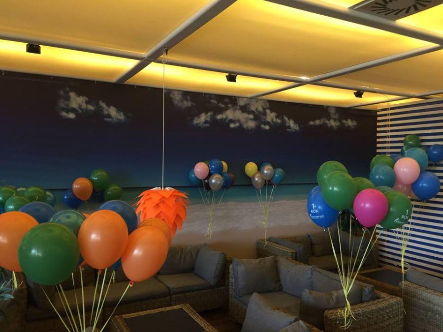 Balony Wrocław - zdjecie realizacje-z-uzyciem-balonow-65