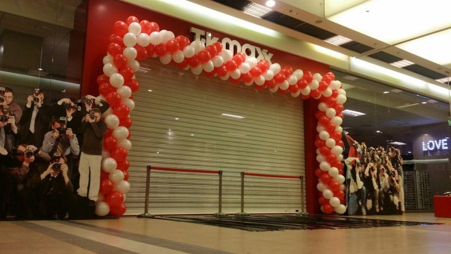 Balony Wrocław - zdjecie realizacje-z-uzyciem-balonow-78
