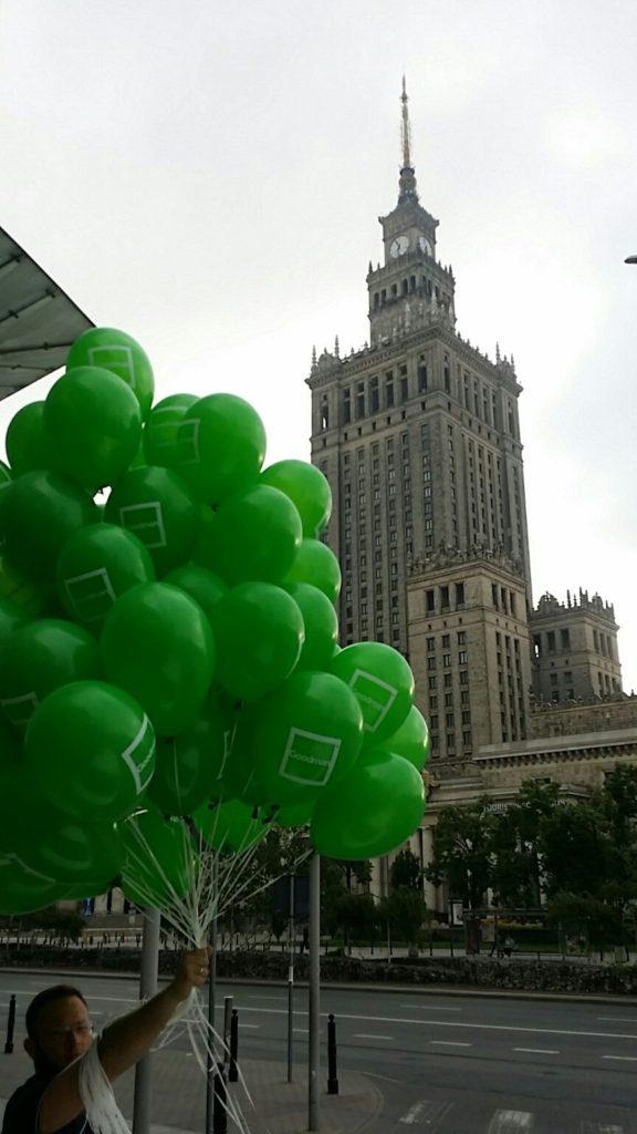Balony Wrocław - zdjecie realizacje-z-uzyciem-balonow-84