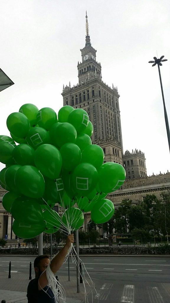 Balony Wrocław - zdjecie realizacje-z-uzyciem-balonow-86