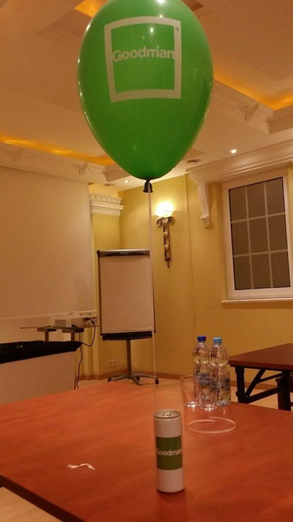 Balony Wrocław - zdjecie realizacje-z-uzyciem-balonow-91