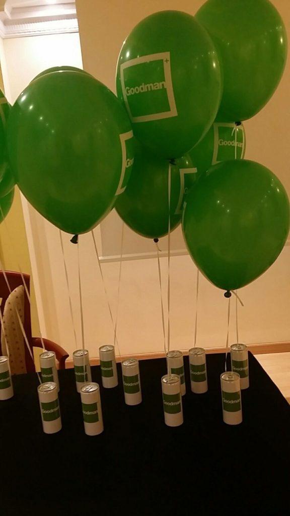 Balony Wrocław - zdjecie realizacje-z-uzyciem-balonow-92