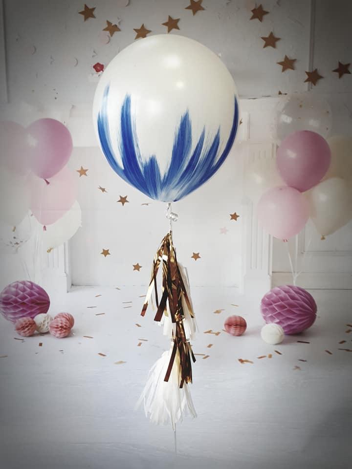 Balony Wrocław - zdjecie recznie-malowane-balony2