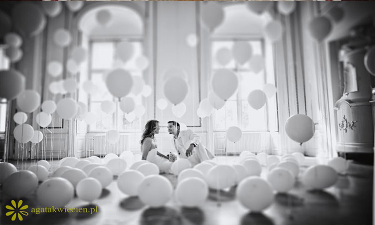 Balony Wrocław - zdjecie sesja-z-balonami