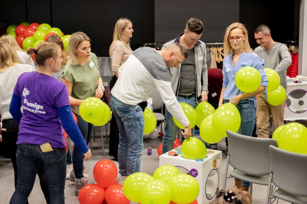 Balony Wrocław - zdjecie szkolenia-dekoracje-balonowe-wroclaw-83
