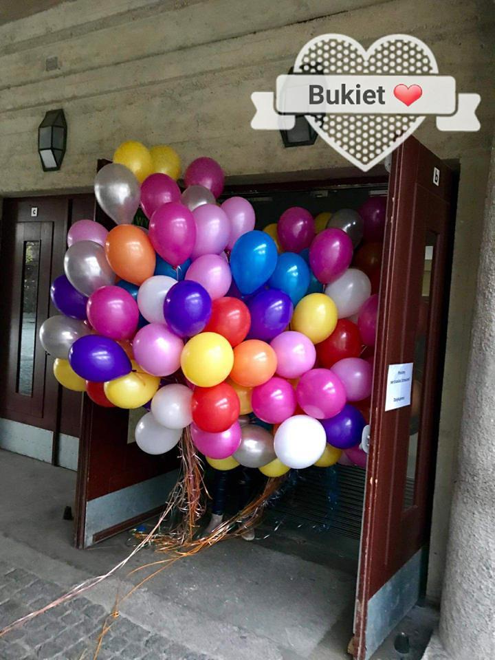 Balony Wrocław - zdjecie wielki-bukiet-balonowy