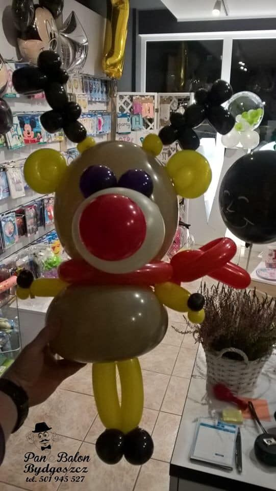 Balony Wrocław - zdjecie balony-dla-Mikolaja-5-5