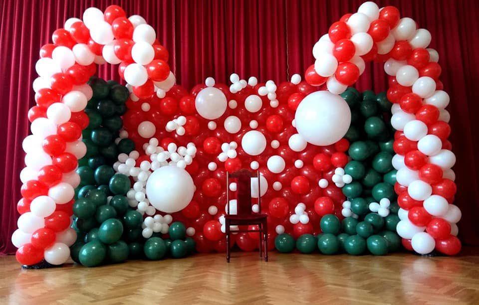 Balony Wrocław - zdjecie balony-dla-Mikolaja-6-6