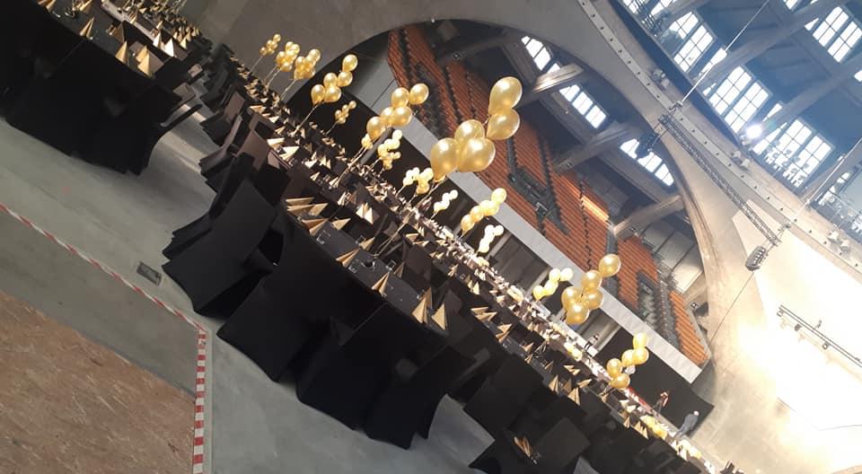 Balony Wrocław - zdjecie dekoracje-balonowe-hala-stulecia-wroclaw-1