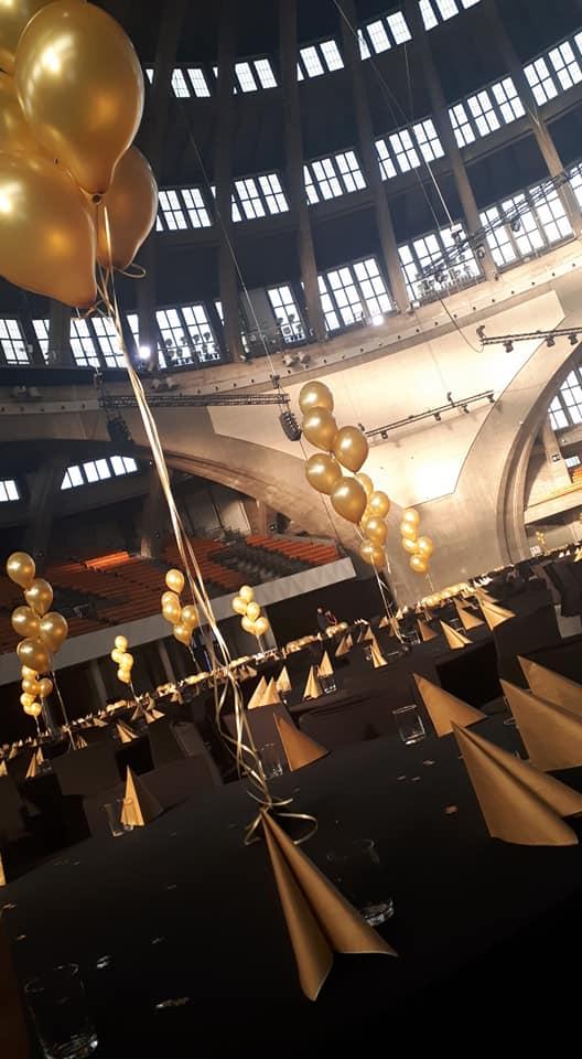 Balony Wrocław - zdjecie dekoracje-balonowe-hala-stulecia-wroclaw-4