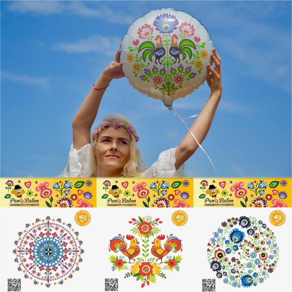 Balony Wrocław - zdjecie balony-folk-panbalon-15