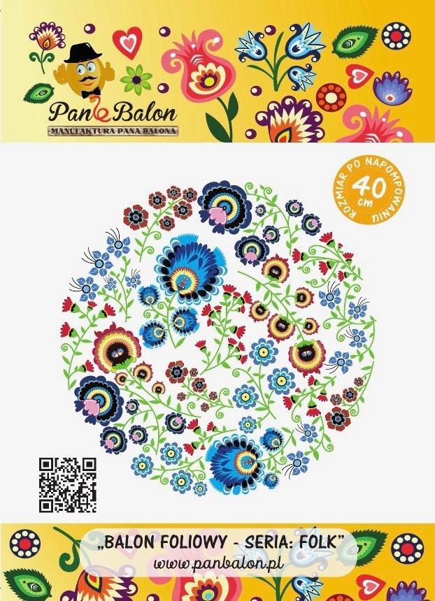 Balony Wrocław - zdjecie balony-folk-panbalon-18