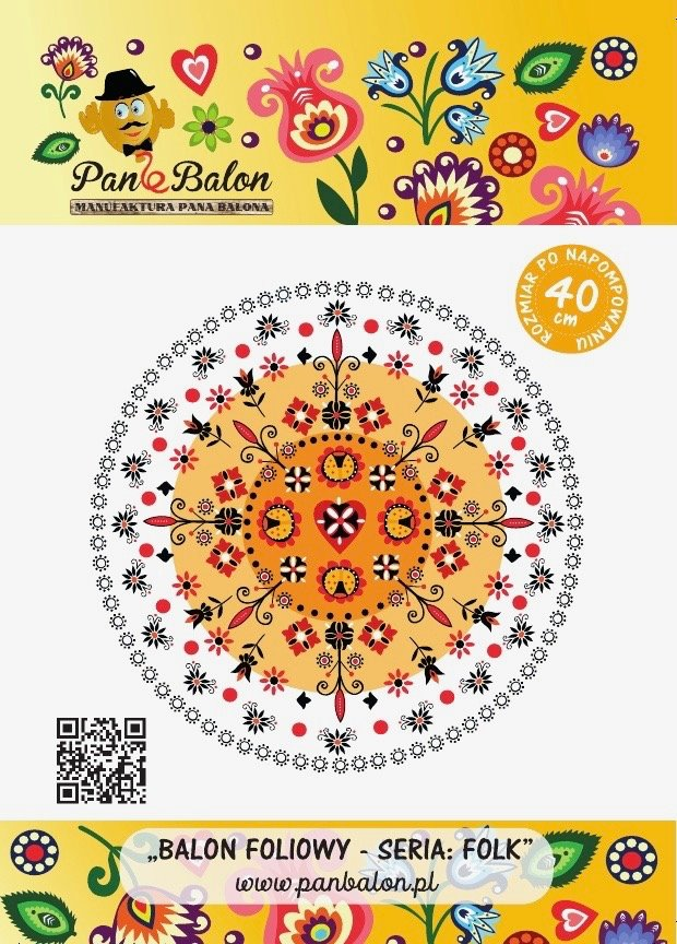 Balony Wrocław - zdjecie balony-folk-panbalon-28