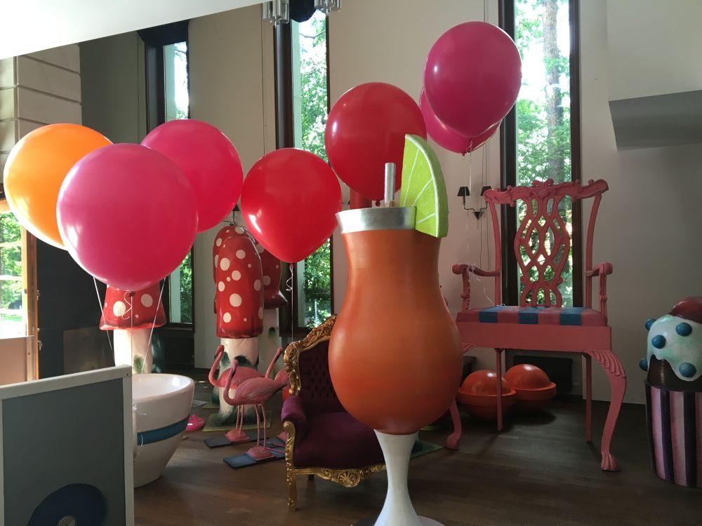 Balony Wrocław - zdjecie balony-z-helem-45