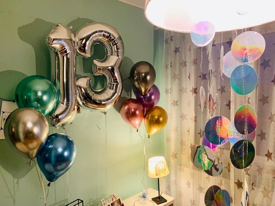 Balony Wrocław - zdjecie dekoracje-balonowe-na-urodziny-01